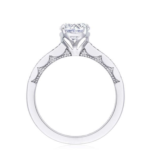 Tacori Bridal Engagement Ring Image 2 Williams Jewelers Englewood, CO