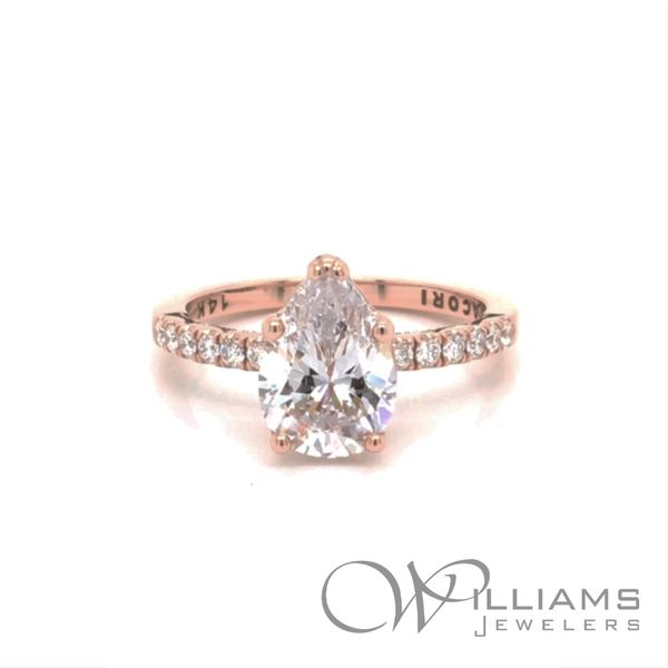 Tacori Bridal Engagement Ring Williams Jewelers Englewood, CO