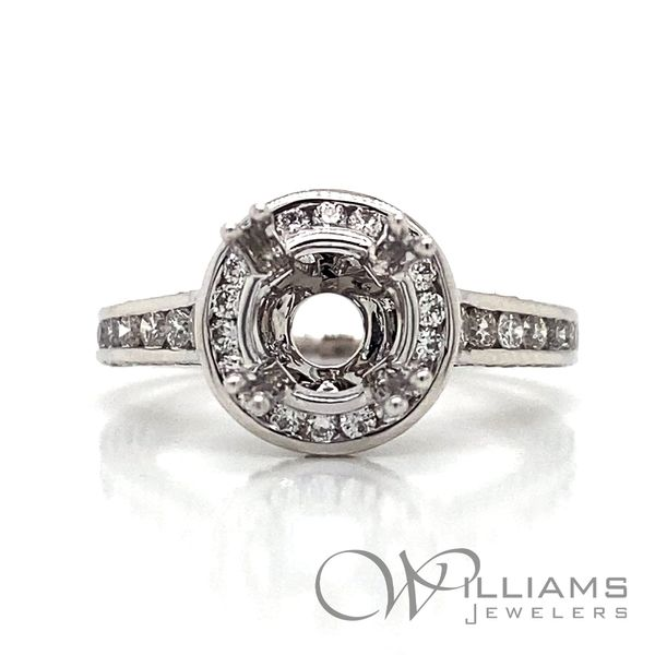 Bridal Engagement Ring Williams Jewelers Englewood, CO