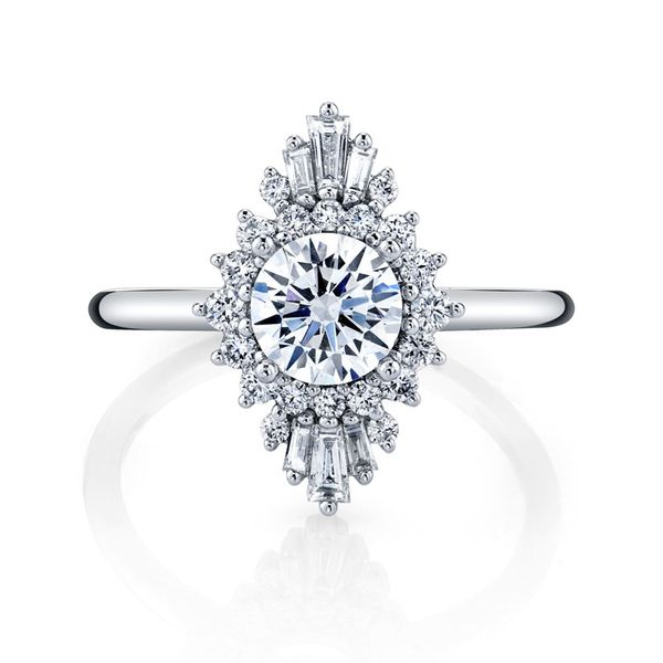Parade Bridal Engagement Ring Williams Jewelers Englewood, CO