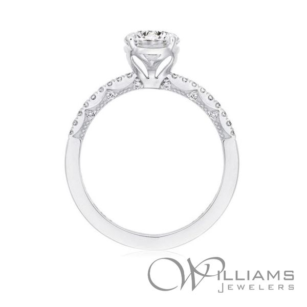 Bridal Engagement Ring Image 2 Williams Jewelers Englewood, CO