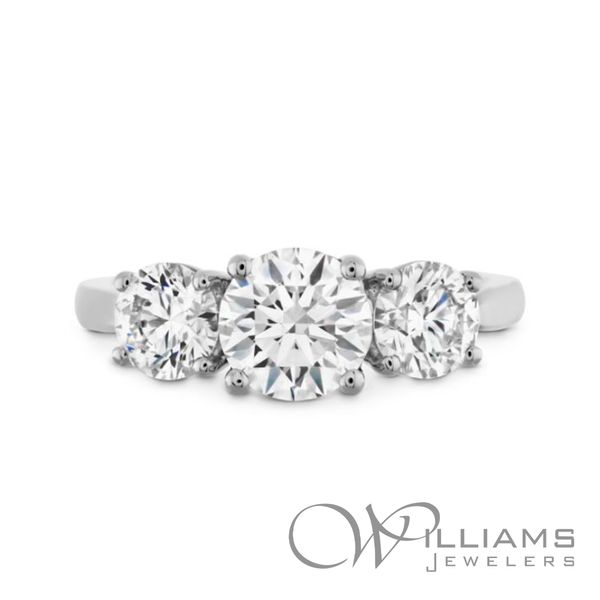 Hearts On Fire Bridal/semi-mount Ring Williams Jewelers Englewood, CO