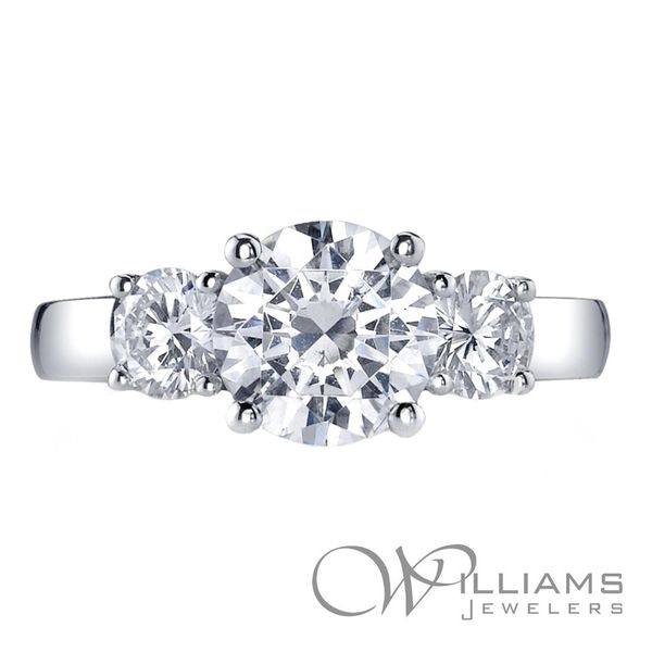 Williams Signature Bridal/semi-mount Ring Williams Jewelers Englewood, CO
