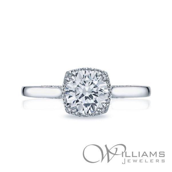 Tacori Bridal/semi-mount Ring Williams Jewelers Englewood, CO
