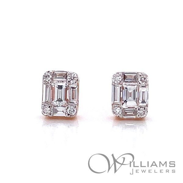 Williams Signature Diamond Fashion Earrings Williams Jewelers Englewood, CO