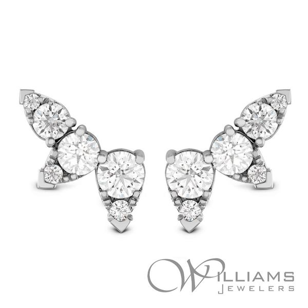 Hearts On Fire Diamond Fashion Earrings Williams Jewelers Englewood, CO