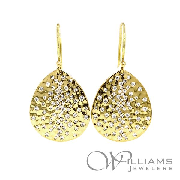 Ippolita Diamond Fashion Earrings Williams Jewelers Englewood, CO