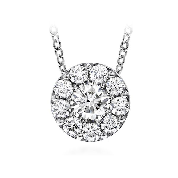 Hearts On Fire Diamond Pendant Image 2 Williams Jewelers Englewood, CO