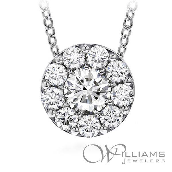 Hearts On Fire Diamond Pendant Williams Jewelers Englewood, CO