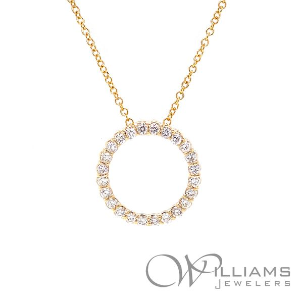 Williams Signature Diamond Pendant Williams Jewelers Englewood, CO