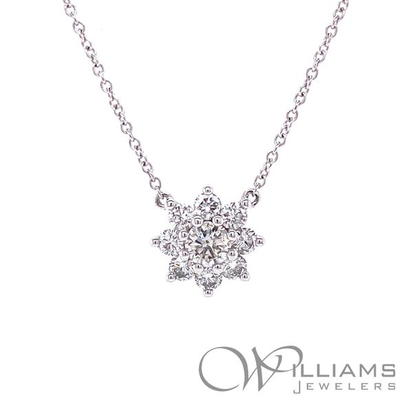 Diamond Necklace Williams Jewelers Englewood, CO