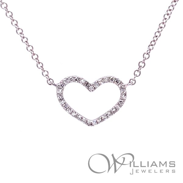 Williams Signature Diamond Necklace Williams Jewelers Englewood, CO