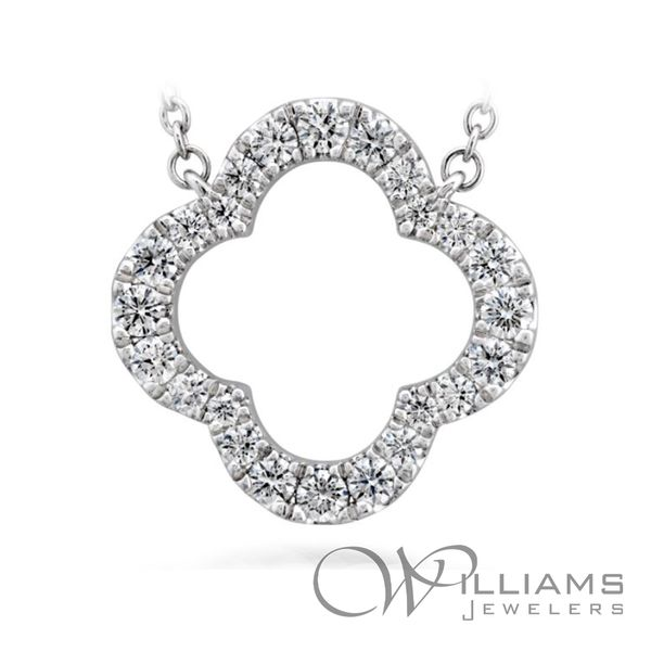 Hearts On Fire Diamond Necklace Williams Jewelers Englewood, CO