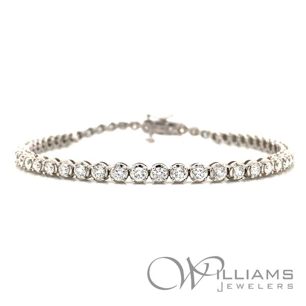 Diamond Bracelet Williams Jewelers Englewood, CO
