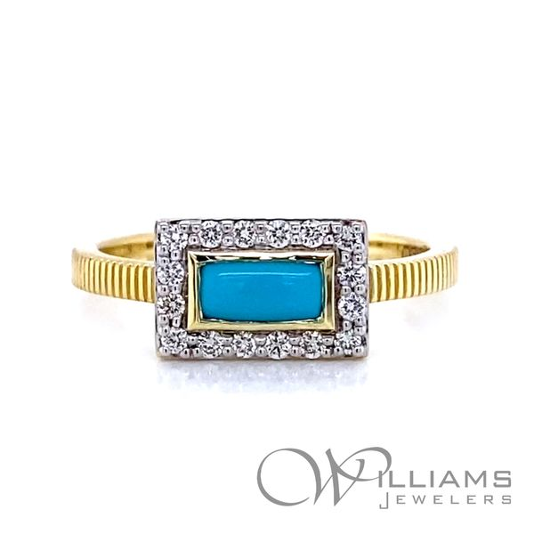Sloane Street Fashion Ring Williams Jewelers Englewood, CO
