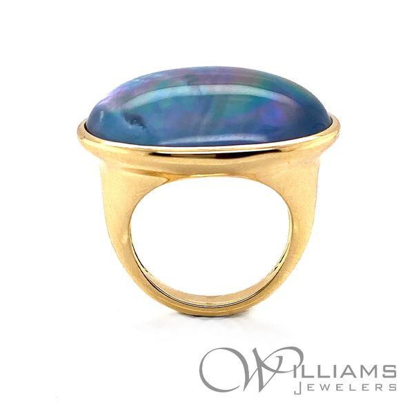 Ippolita Colored Stone Ring Williams Jewelers Englewood, CO