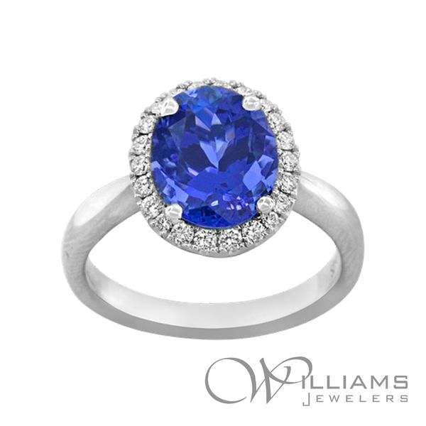 Williams Signature Colored Stone Ring Williams Jewelers Englewood, CO