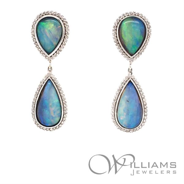 Sloane Street Fashion Earrings Williams Jewelers Englewood, CO
