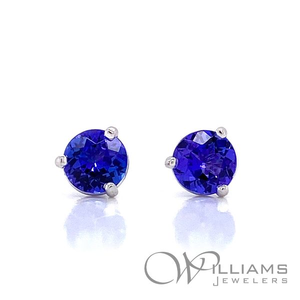 Williams Signature Colored Stone Earrings Williams Jewelers Englewood, CO