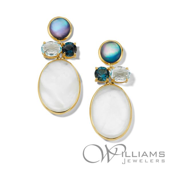Ippolita Colored Stone Earrings Williams Jewelers Englewood, CO