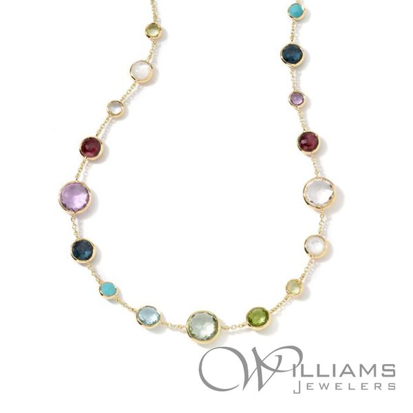 Ippolita Colored Stone Necklace Williams Jewelers Englewood, CO