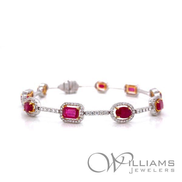 Williams Signature Colored Stone Bracelet Williams Jewelers Englewood, CO