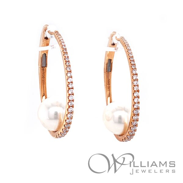 Pearl Earrings Williams Jewelers Englewood, CO