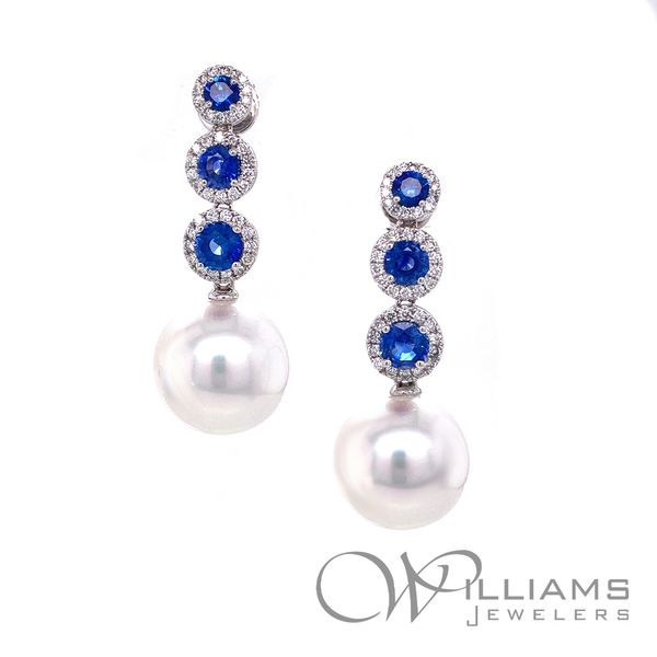 Williams Signature Pearl Earrings Williams Jewelers Englewood, CO