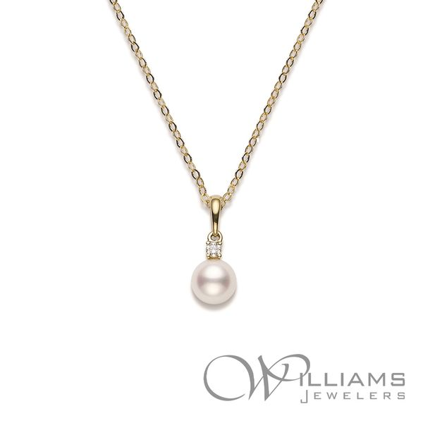 Pearl Pendant Williams Jewelers Englewood, CO