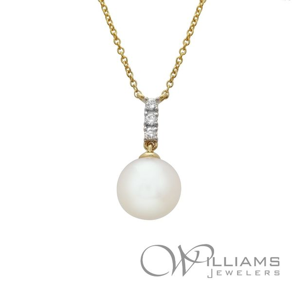 Williams Signature Pearl Pendant Williams Jewelers Englewood, CO
