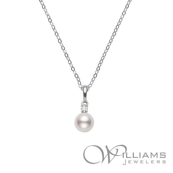 Mikimoto Pearl Pendant Williams Jewelers Englewood, CO