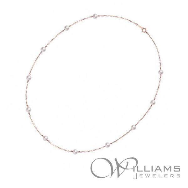 Mikimoto Pearl Necklace Williams Jewelers Englewood, CO