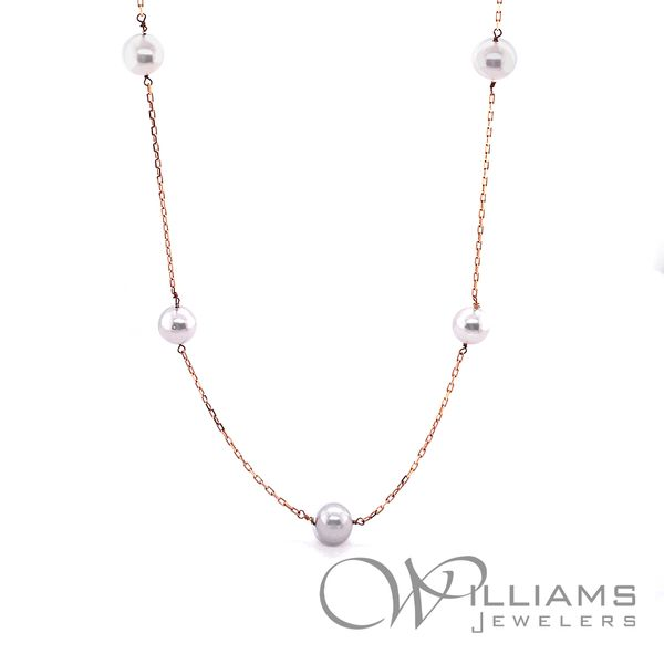 Williams Signature Pearl Necklace Williams Jewelers Englewood, CO