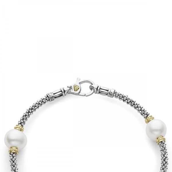 Lagos Pearl Bracelet Image 3 Williams Jewelers Englewood, CO