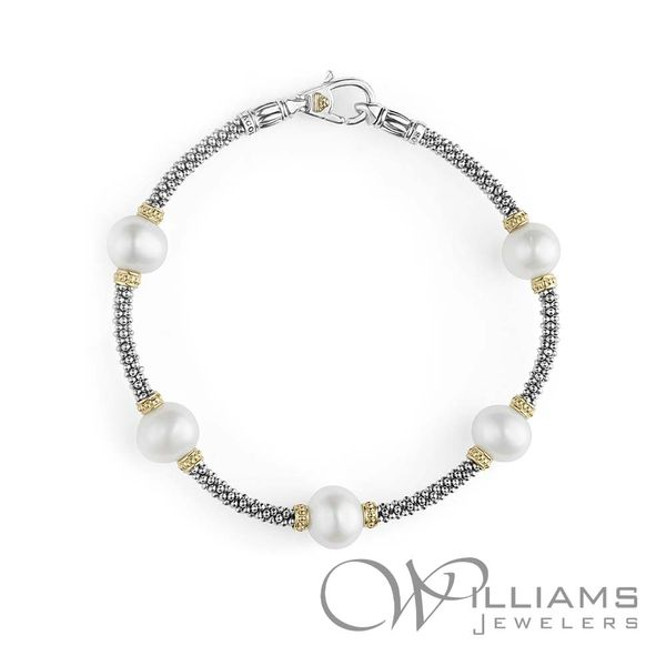 Lagos Pearl Bracelet Williams Jewelers Englewood, CO