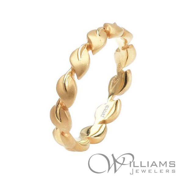 Parade Gold Wedding Band Williams Jewelers Englewood, CO