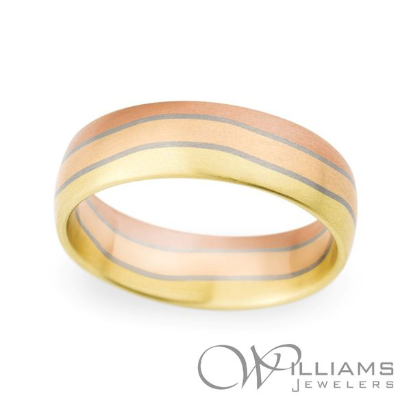 Christian Bauer Gold Wedding Band Williams Jewelers Englewood, CO