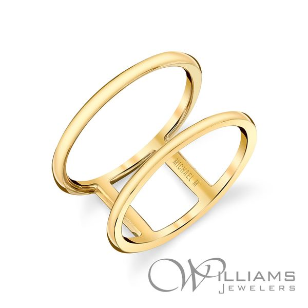 Michael M Gold Ring Williams Jewelers Englewood, CO