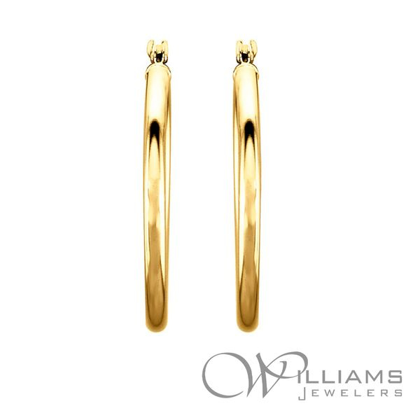 Williams Signature Gold Earrings Williams Jewelers Englewood, CO