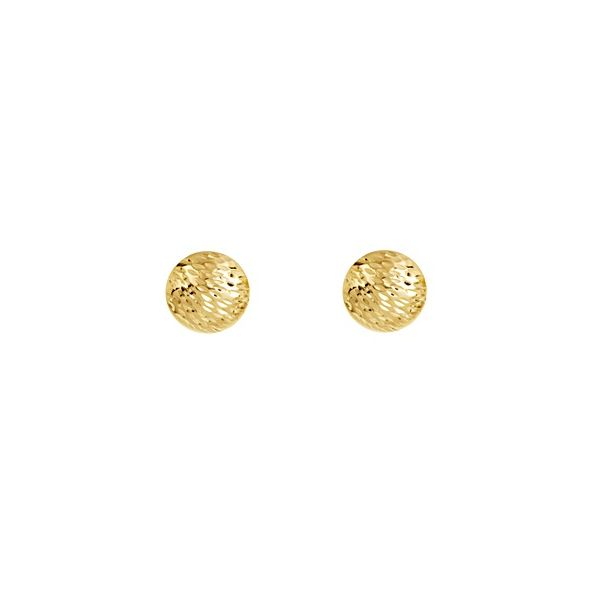 Williams Signature Gold Earrings Image 3 Williams Jewelers Englewood, CO