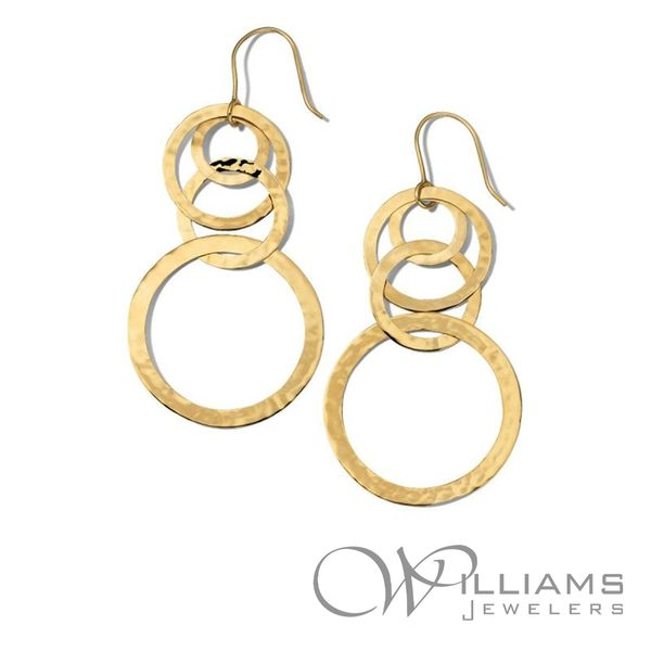 Ippolita Gold Earrings Williams Jewelers Englewood, CO