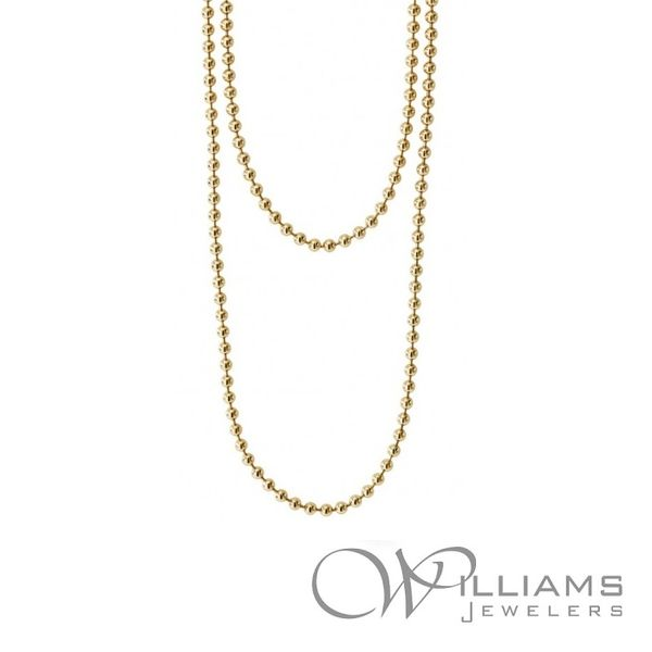 Lagos Gold Chain Williams Jewelers Englewood, CO
