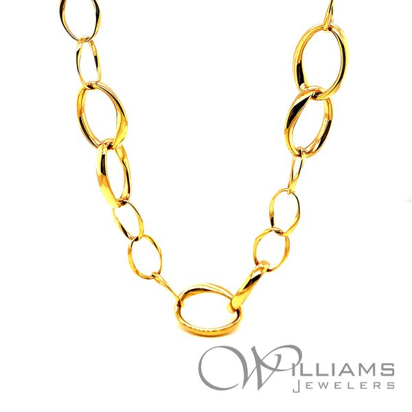 Williams Signature Gold Chain Image 2 Williams Jewelers Englewood, CO