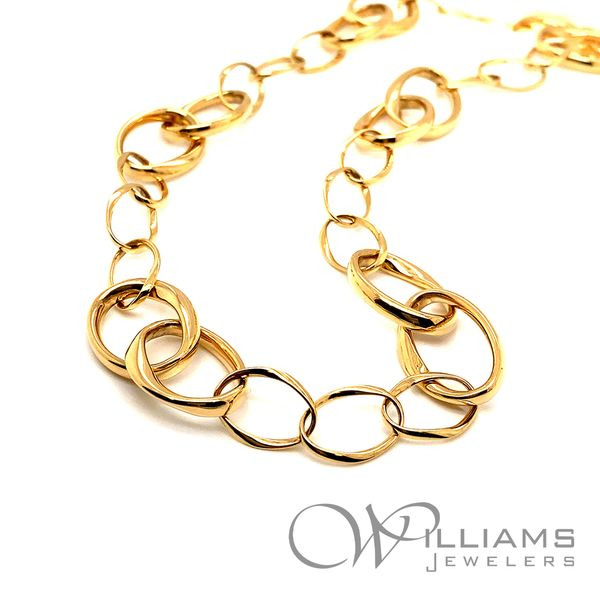 Williams Signature Gold Chain Williams Jewelers Englewood, CO