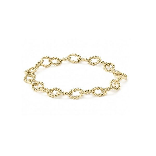Lagos Gold Bracelet Image 2 Williams Jewelers Englewood, CO