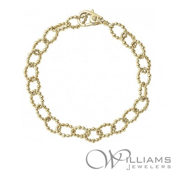 Lagos Gold Bracelet Williams Jewelers Englewood, CO