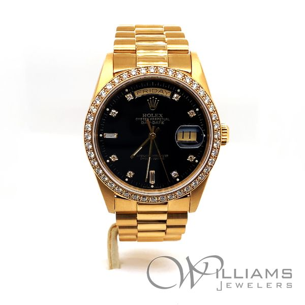 Previously Owned Rolex Williams Jewelers Englewood, CO