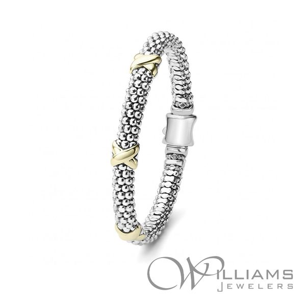 Lagos Silver Bracelet Image 3 Williams Jewelers Englewood, CO