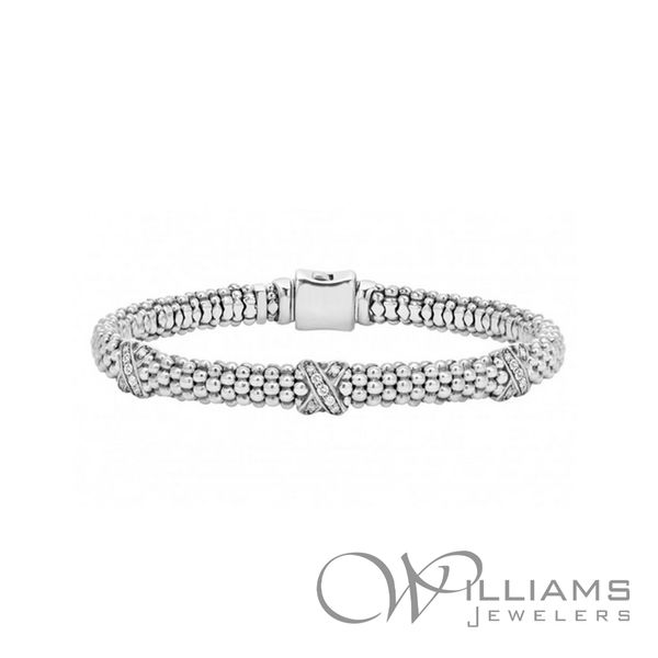 Lagos Silver Bracelet Williams Jewelers Englewood, CO