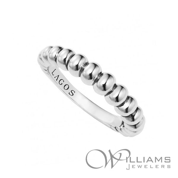 Lagos Silver Ring Williams Jewelers Englewood, CO